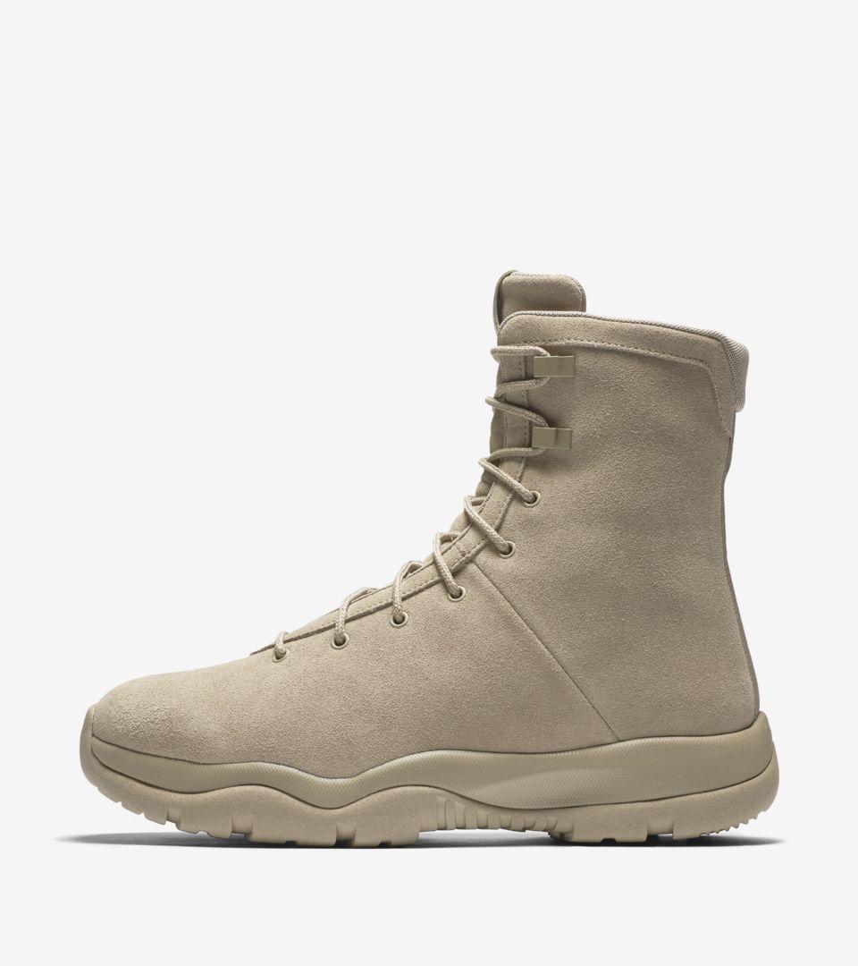 Jordan Future Boot EP 'Khaki'. Nike SNKRS