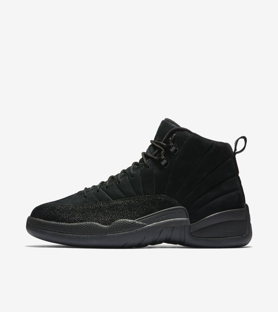 wholesale dealer fc913 8aedb Air Jordan 12 Retro OVO 'Black & Metallic Gold'. Nike+ SNKRS