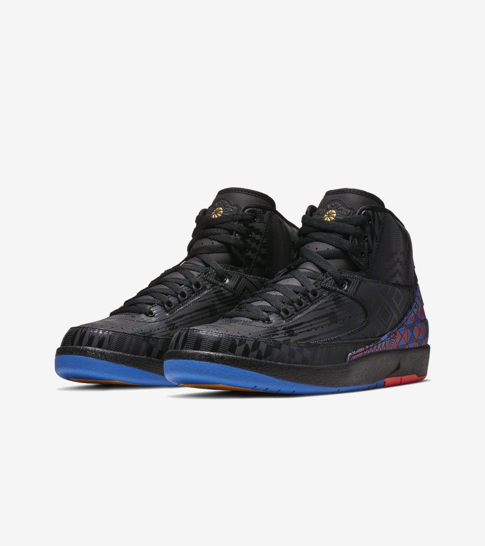big sale 14151 6d06e Air Jordan 2  BHM  2019 Release Date. Nike+ SNKRS