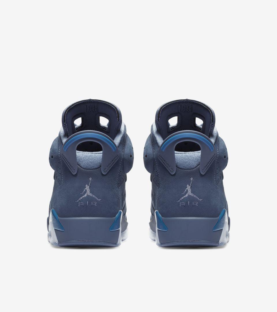 Air Jordan 6 'Diffused Blue & Court Blue' Release Date