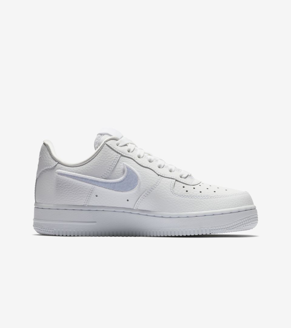 Nike Women's Air Force 1 100 'Triple White' Release Date