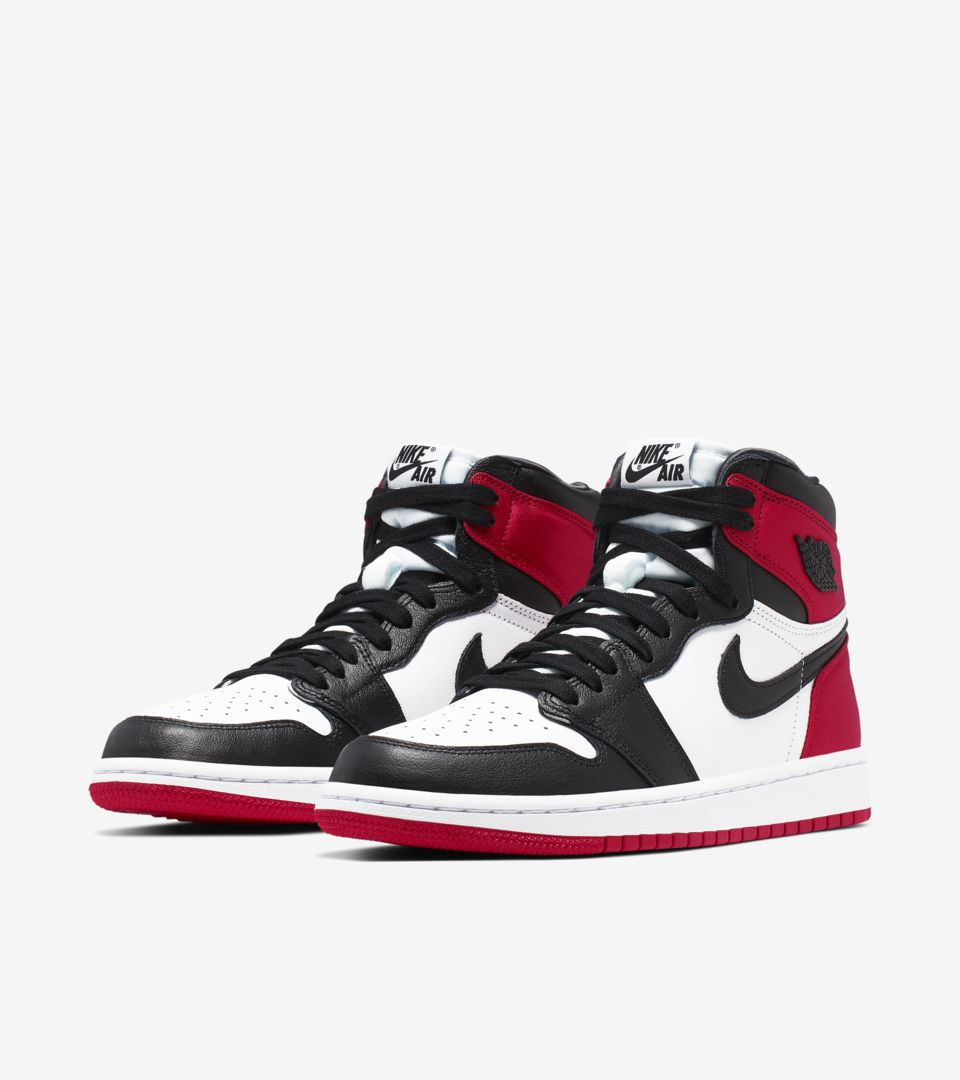 Women's Air Jordan I 'Black Toe' Release Date