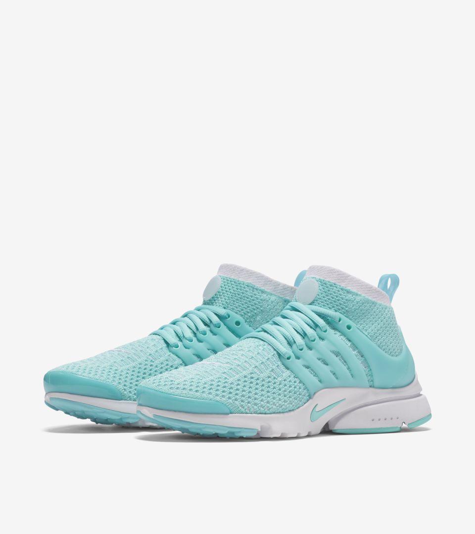 release date b3192 c7140 Women's Nike Air Presto Ultra Flyknit 'Hyper Turquoise' Release Date ...