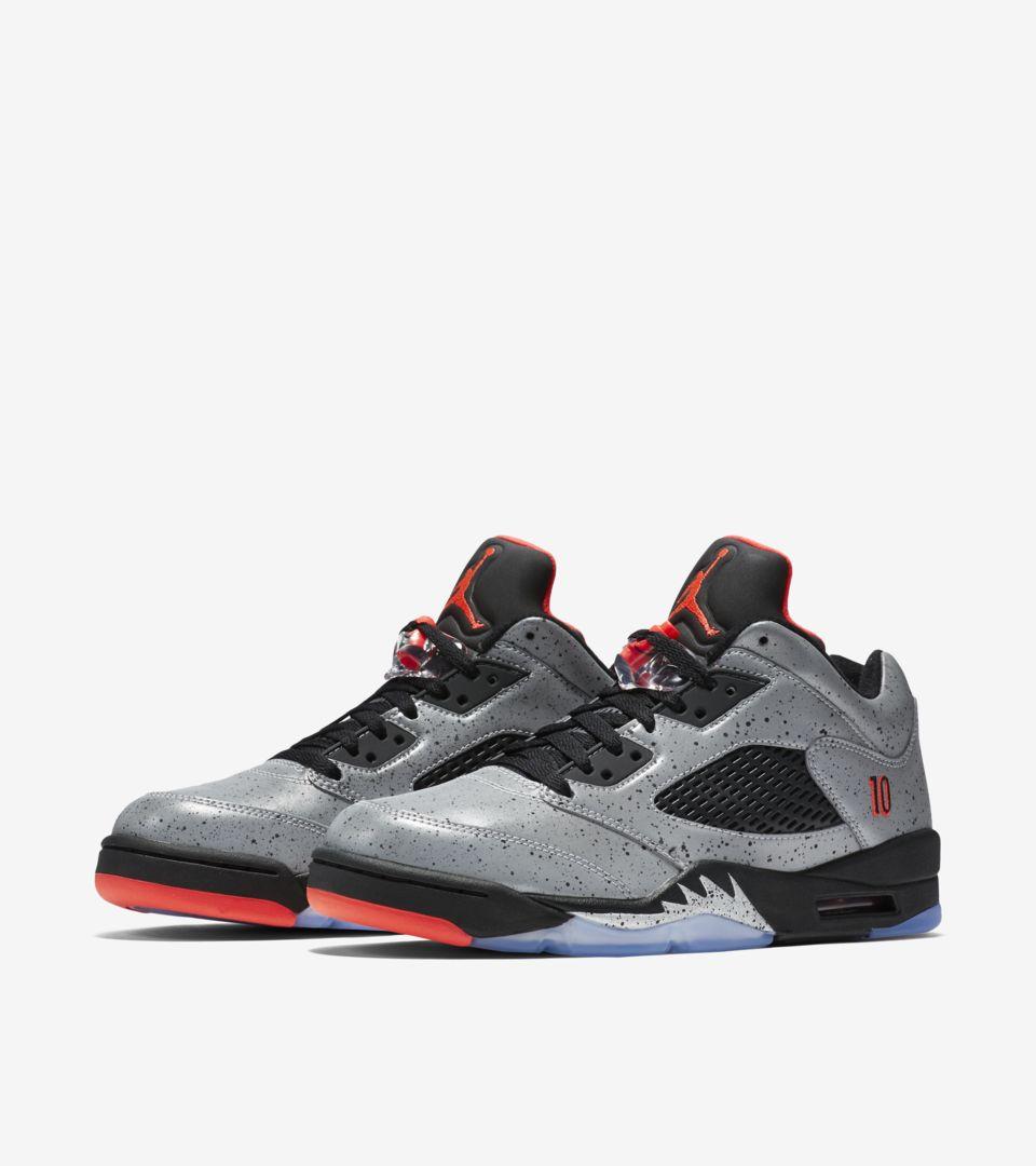size 40 91ab9 0dd88 Air Jordan 5 Retro Low 'Neymar' Release Date. Nike+ SNKRS
