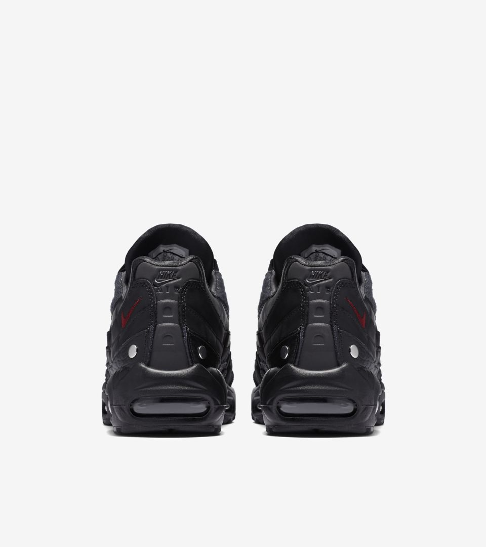 new arrivals d2ce1 e859e Nike Air Max 95 NRG 'Black & Anthracite' Release Date. Nike ...