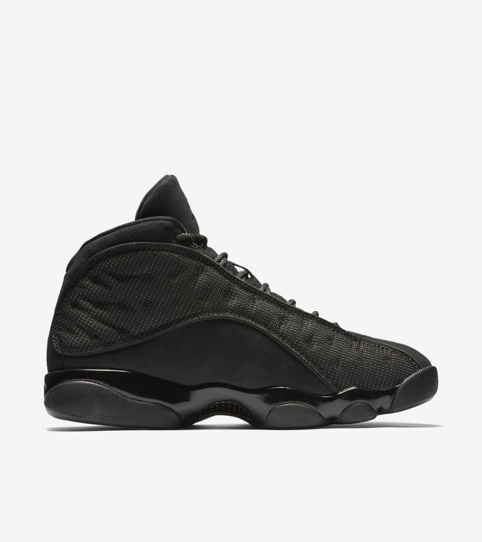Air Jordan 13 Retro « Black Cat ». Nike⁠+ Launch FR
