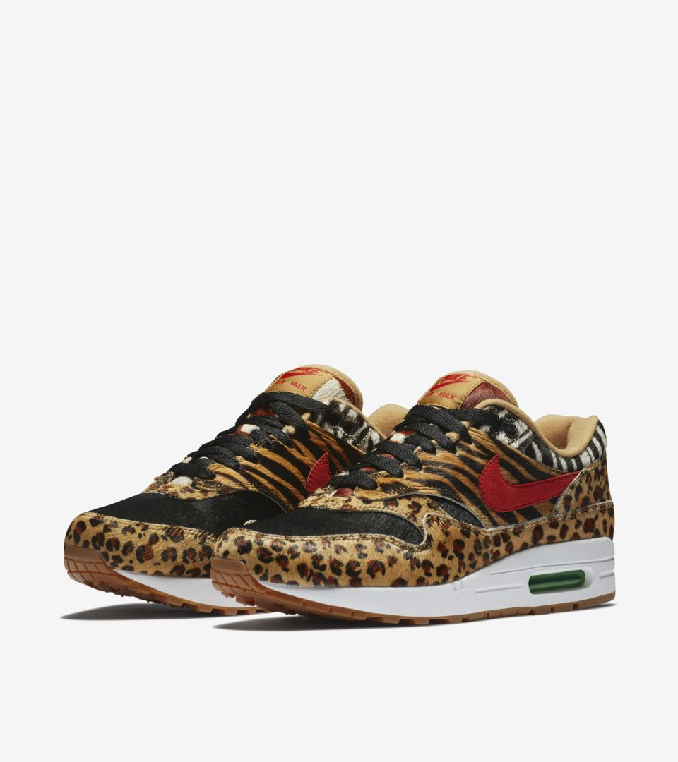best service 81271 93ae1 Nike Air Max 1 Atmos Animal Pack 2018 Release Date. Nike⁠+ S