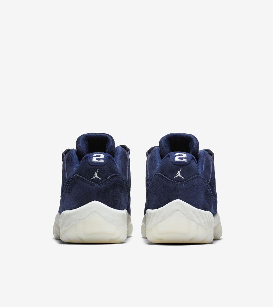 ea3120d3f8a Air Jordan 11 Low 'Binary Blue' Release Date. Nike+ SNKRS