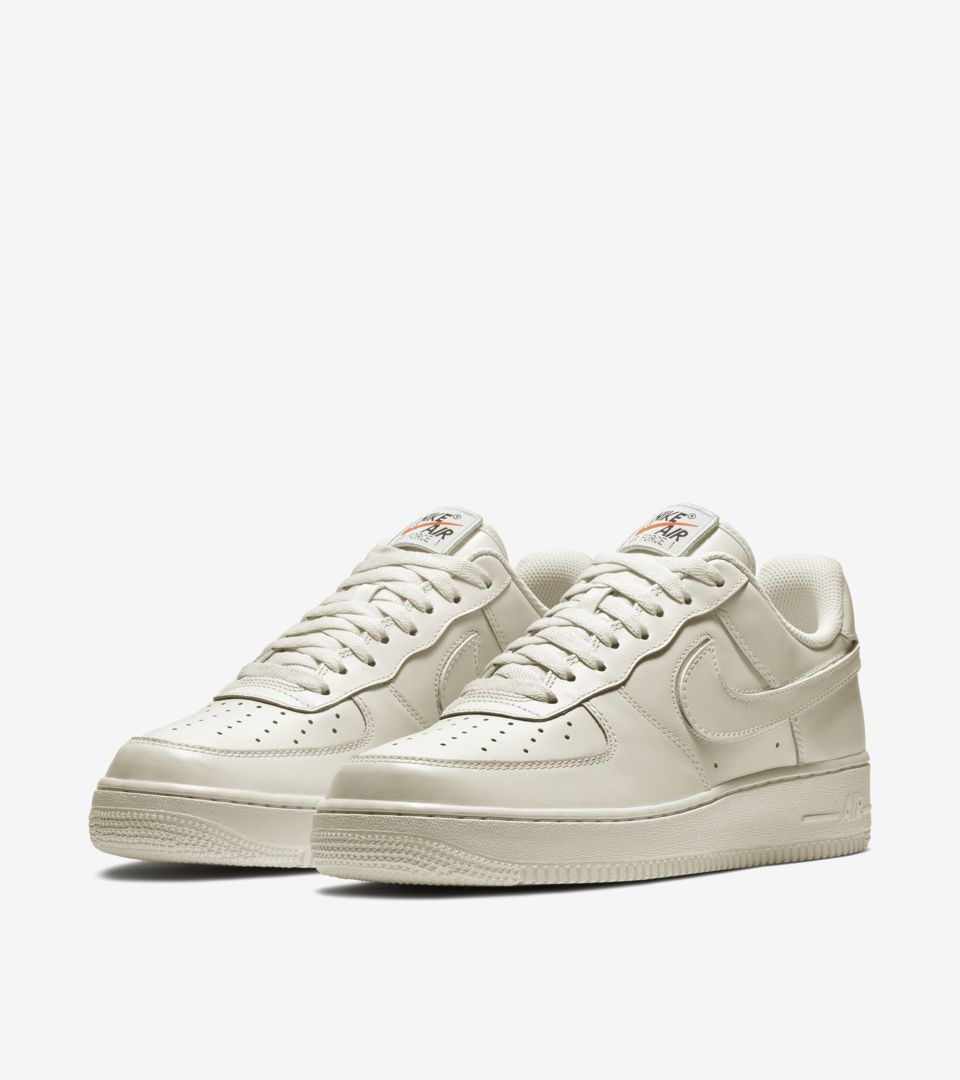 check out be048 d81c1 Nike Air Force 1  Sail Swoosh Flavors  Release Date. Nike⁠+ SNKRS