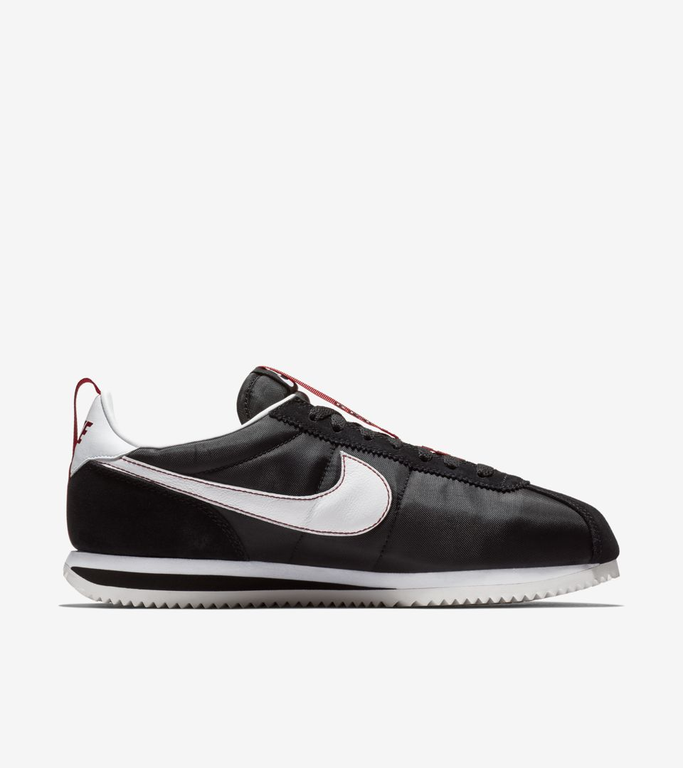 huge discount 90729 f5461 Cortez Kenny 3 'Black & Gym Red' Release Date. Nike+ SNKRS