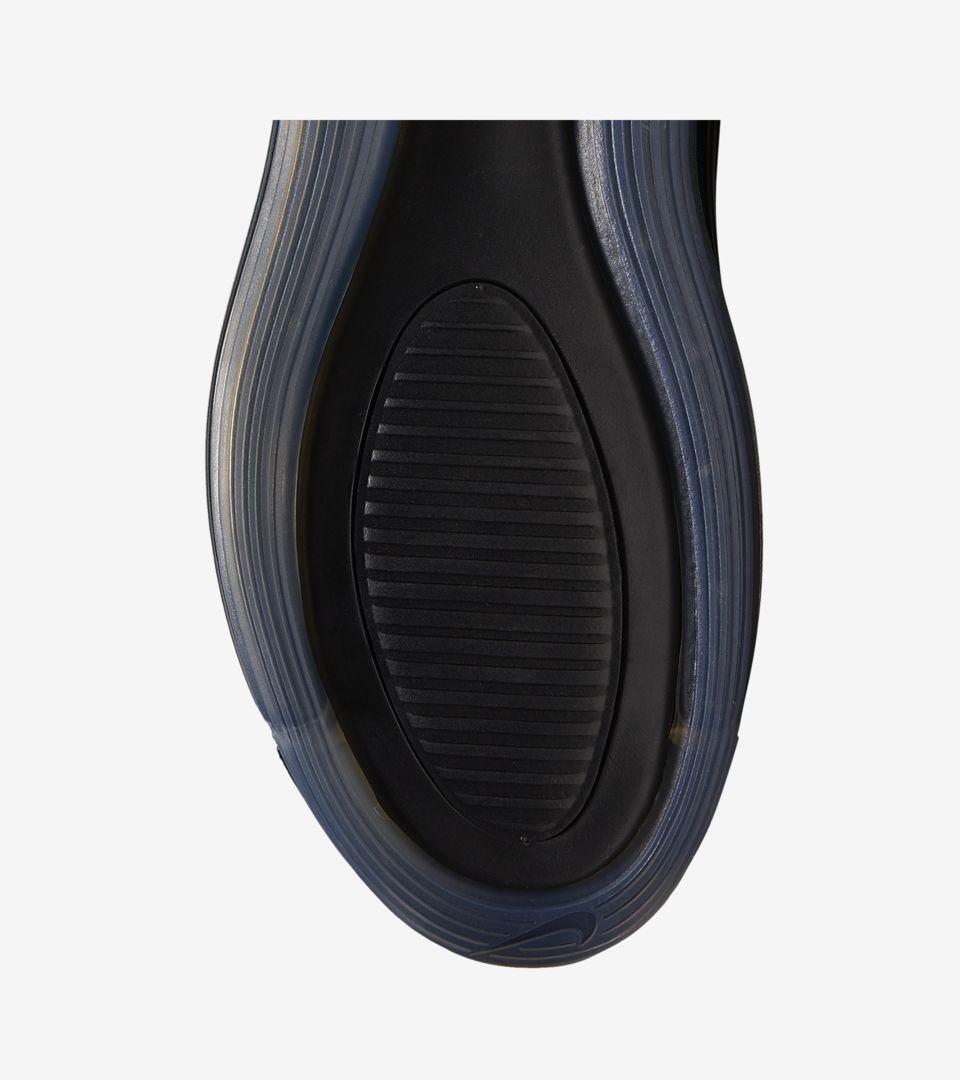 Nike Air Max 720 'Metallic Black' Release Date
