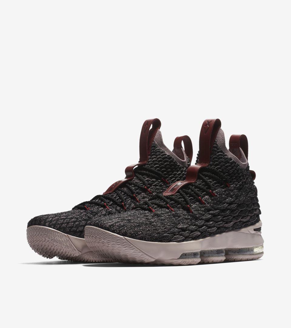 reputable site e7434 c0ed1 Nike Lebron 15 'Pride of Ohio' Release Date. Nike+ SNKRS