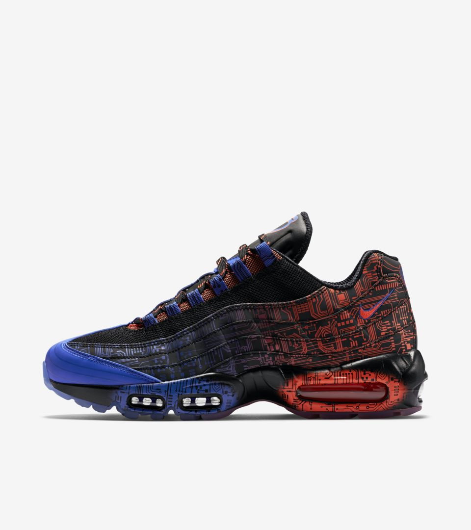 new authentic get cheap genuine shoes Air Max 95 Premium 'Doernbecher Freestyle' Release Date ...