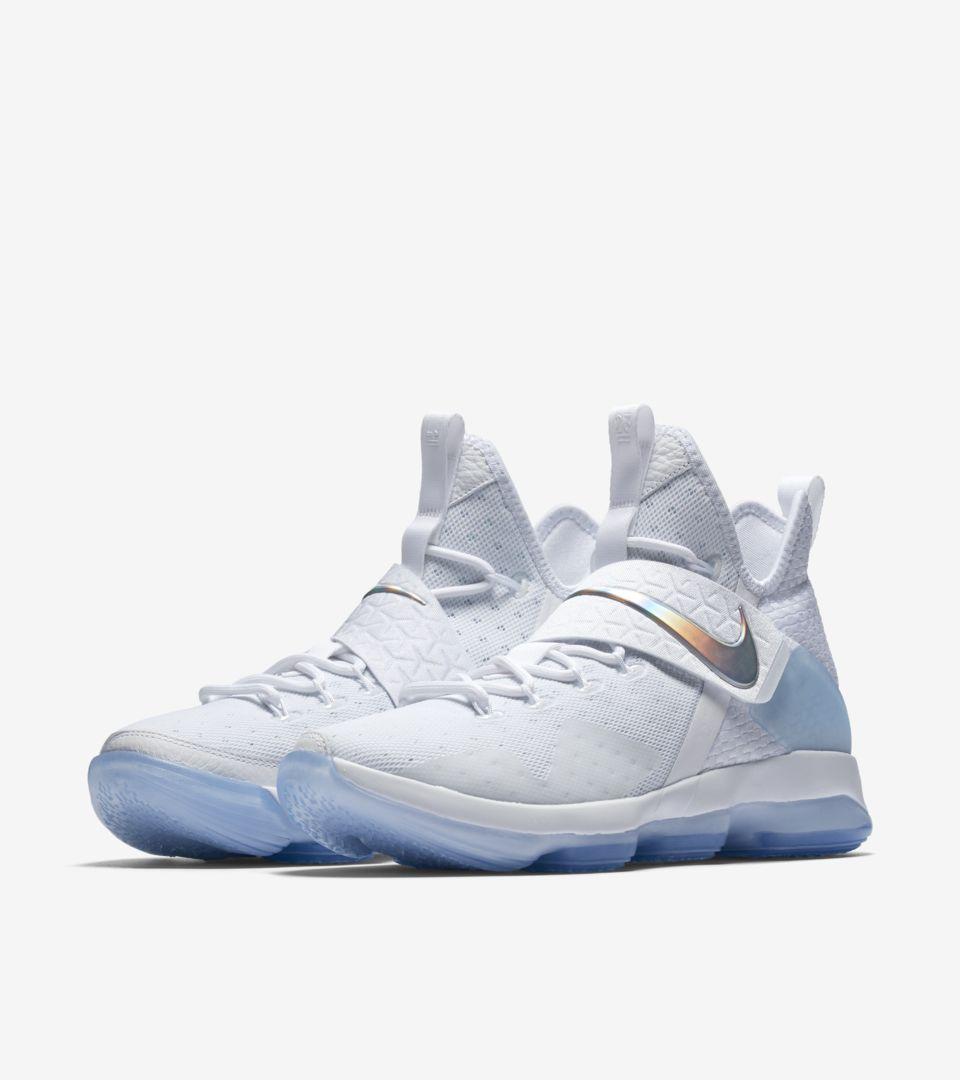 Nike Lebron 14  Time to Shine . Nike+ SNKRS 9de73c14a