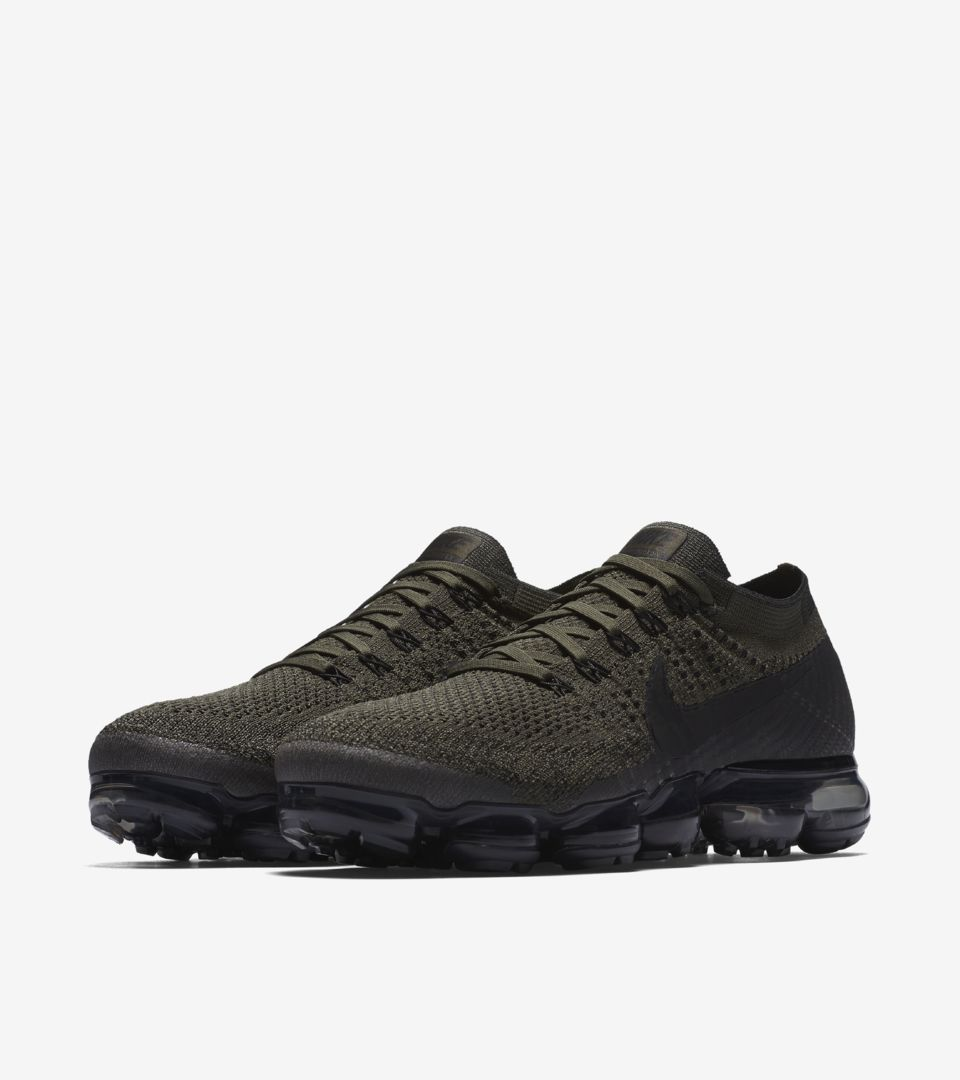 exclusive deals wide varieties good service Nike Air Vapormax 'Cargo Khaki & Black' Release Date. Nike SNKRS