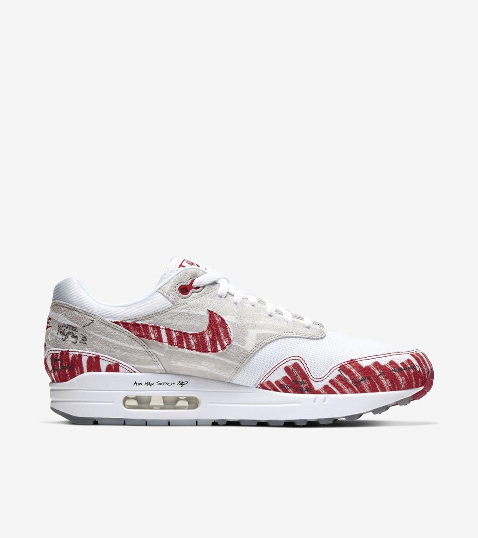 Nike Air Max 1 'Sketch to Shelf' Release Date. Nike⁠+ SNKRS