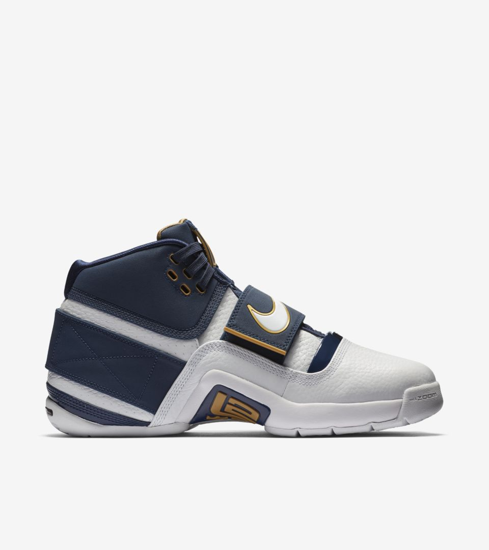 616cb94a52950 Nike Lebron Soldier 1  Art of a Champion  Release Date. Nike+ SNKRS