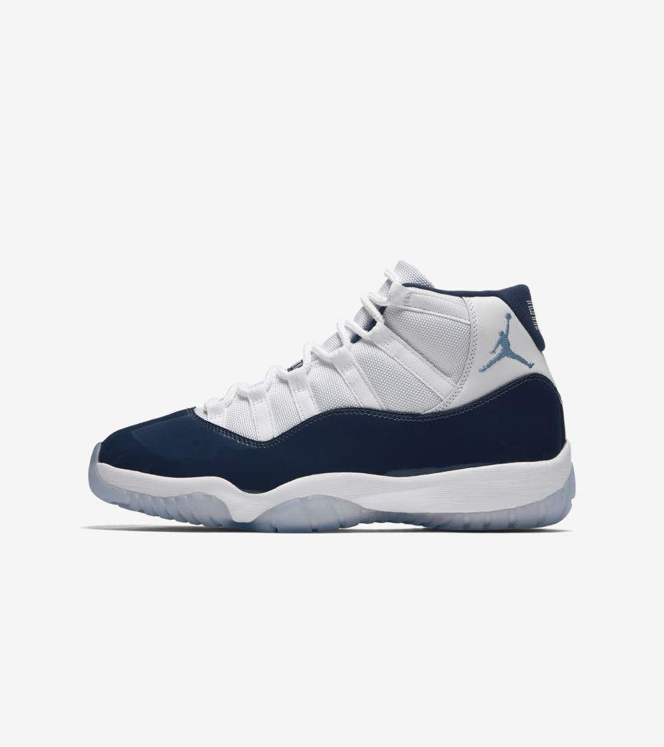 Air Jordan 11 Retro  Midnight Navy  Release Date. Nike⁠+ SNKRS 1e3494fa4