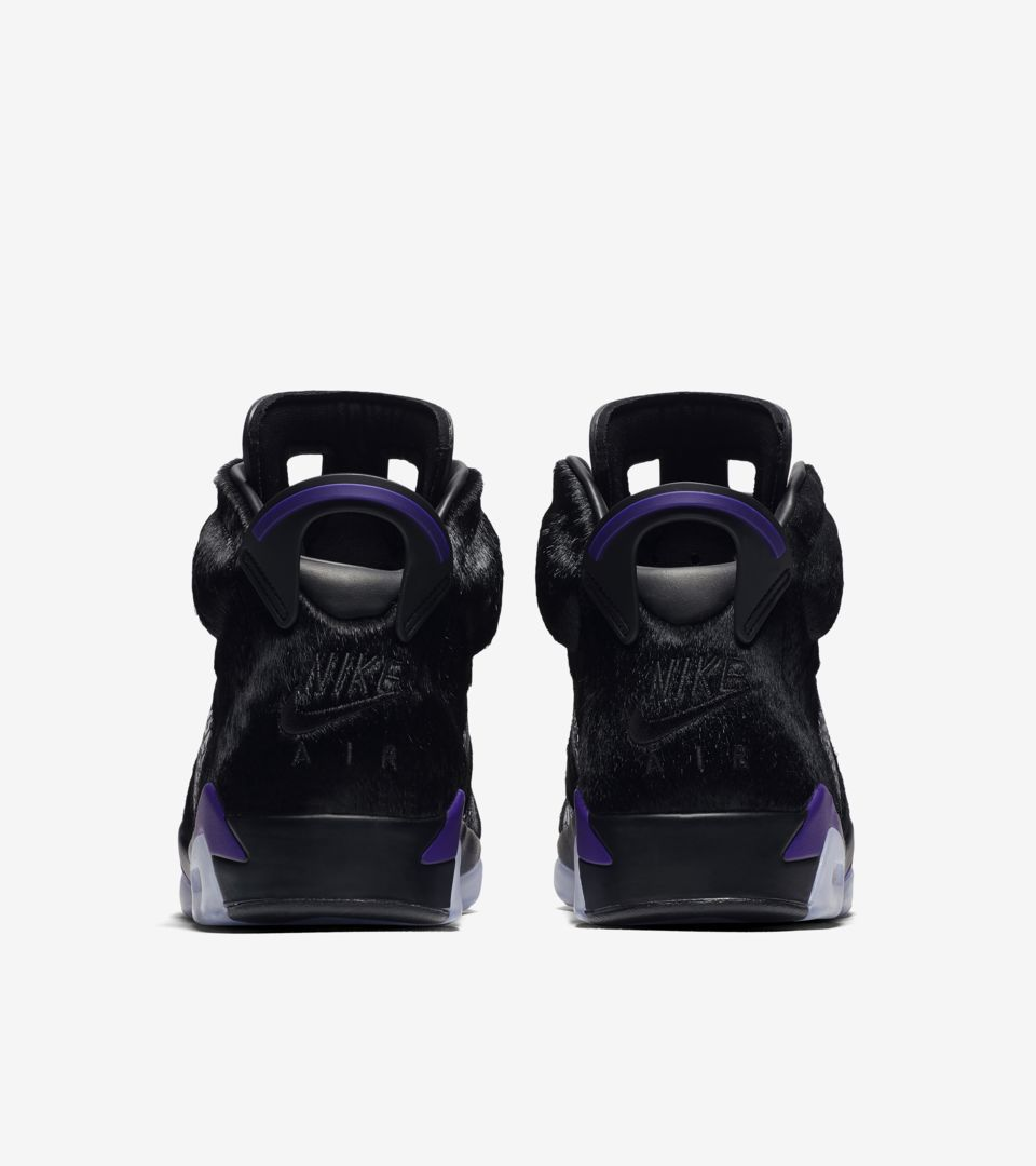 Air Jordan 6 Retro NRG 'Black & Dark Concord' Release Date