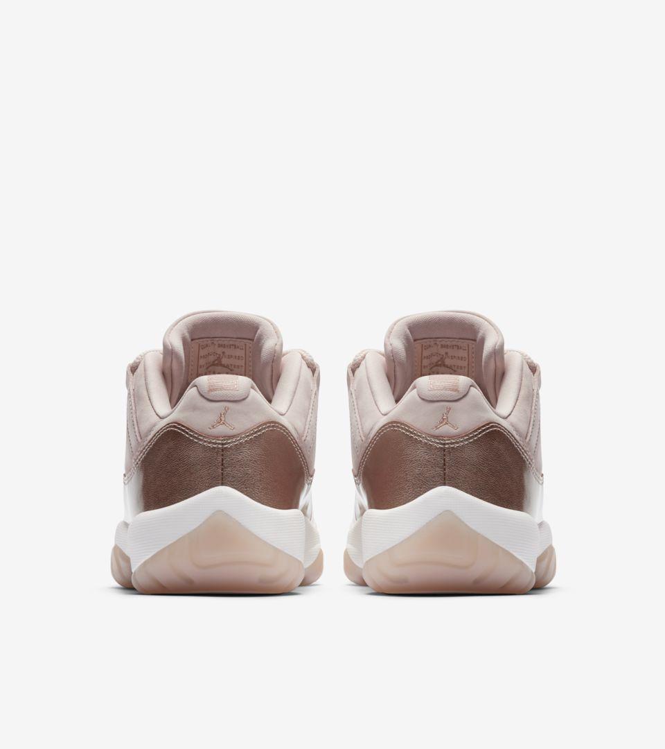 Date de sortie de la Air Jordan 11 « Rose Gold » pour Femme ...