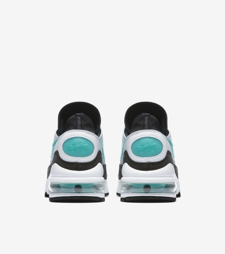 db71cee5dc Nike Women's Air Max 93 'White & Sport Turquoise' Release Date. Nike ...