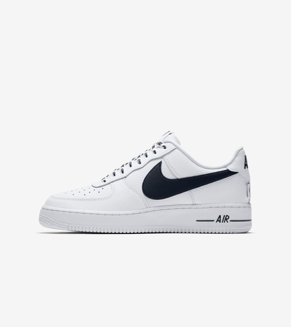 the best attitude 8054f 2e275 Nike AF-1 Low NBA 'White & Black' Release Date. Nike⁠+ SNKRS