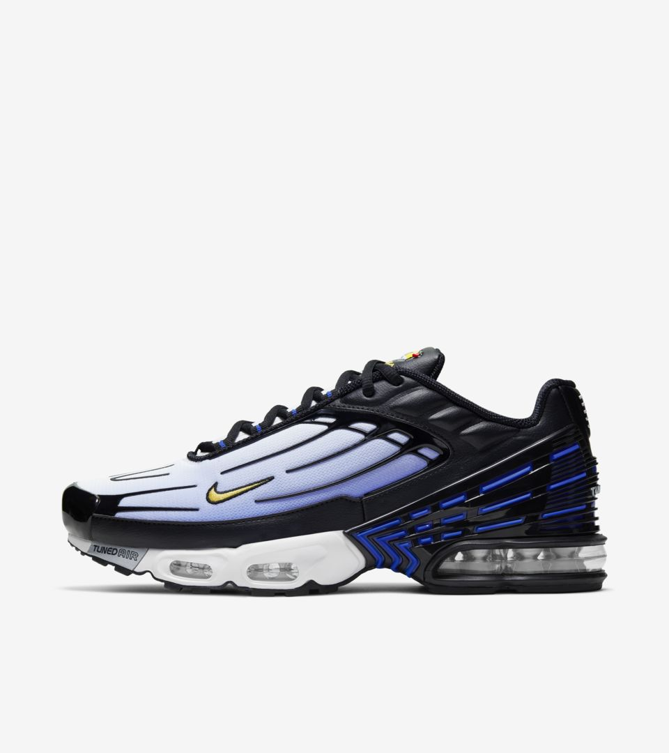 Air Max Plus 3 'Blue Speed' Release Date. Nike SNEAKRS GB