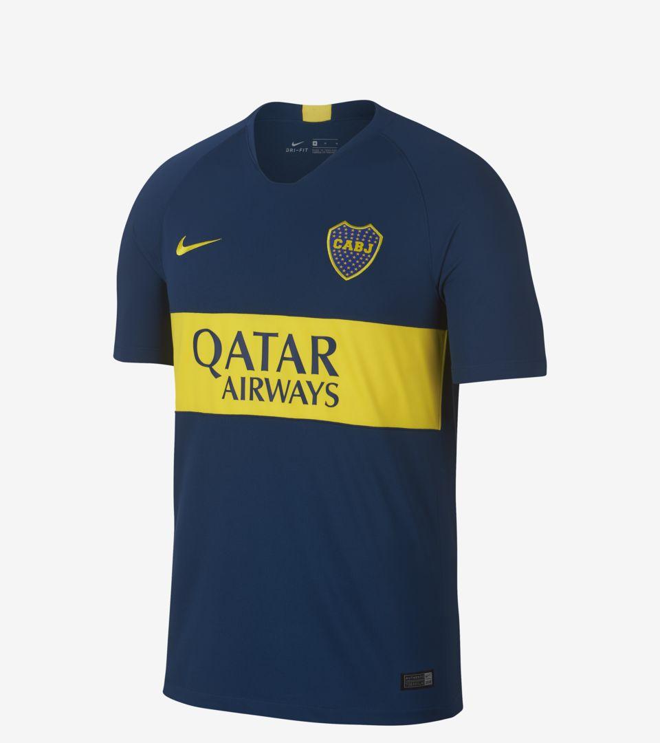 a7413d674 Boca Juniors Home Stadium Shirt. Nike.com GB