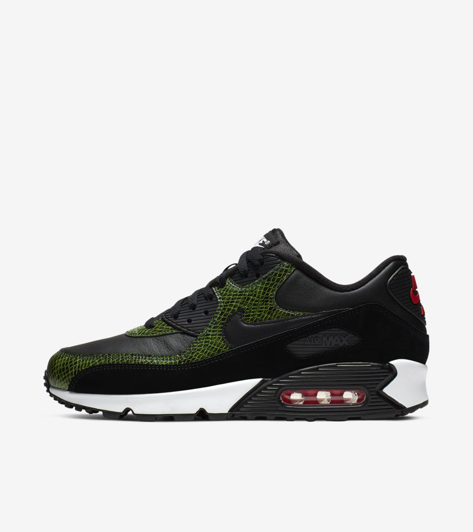 Nike Air Max 90 'Green Python' Release Date