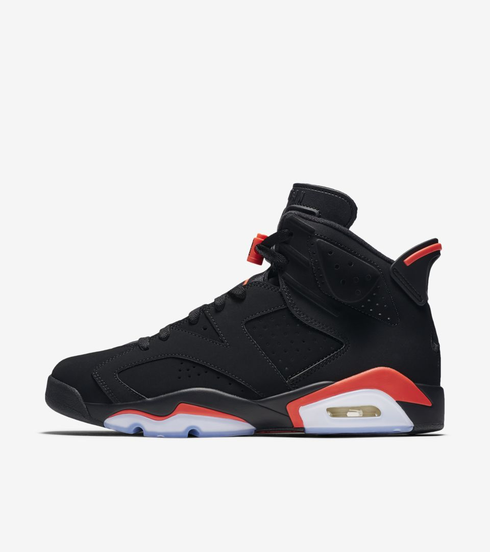 sports shoes 9a651 35e3d ... Air Jordan 6 Retro OG  Infared  Release ...