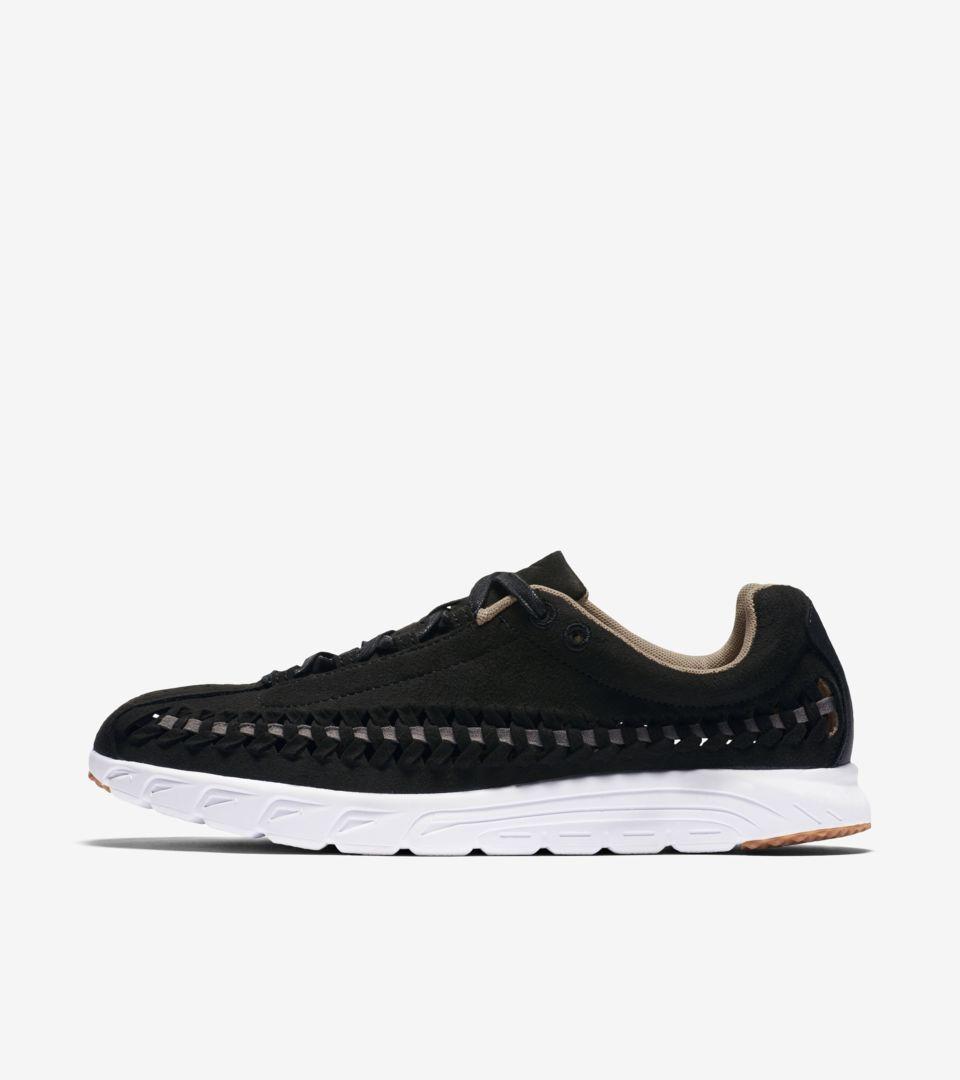 Women's Nike Mayfly Woven 'Black