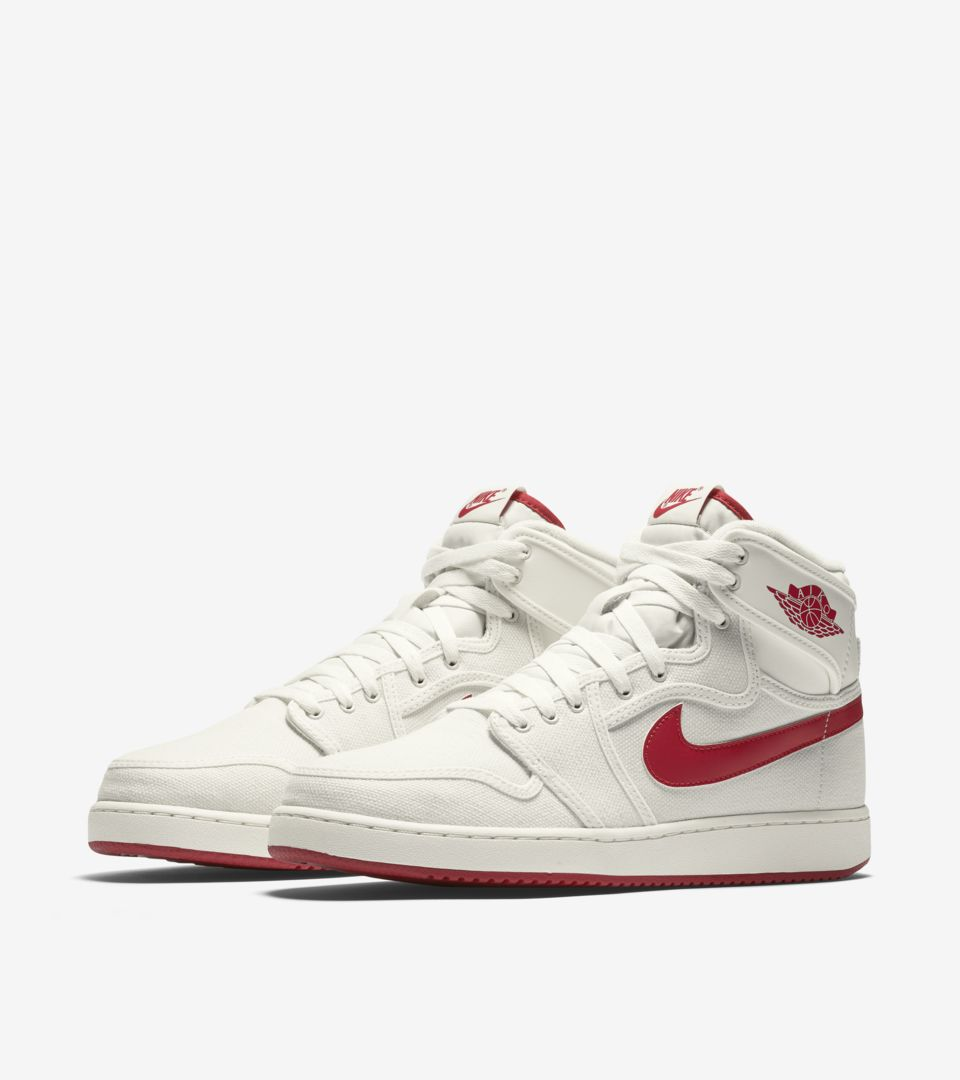 sports shoes a24a5 bfdbd Air Jordan 1 KO 'Timeless Canvas' Release Date. Nike⁠+ SNKRS