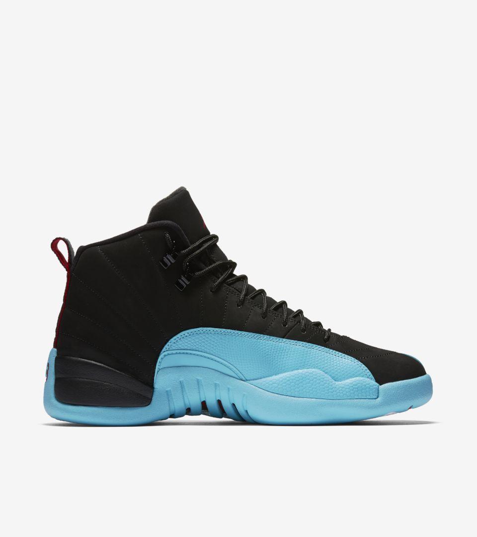 online retailer 2b2d6 8eccd Air Jordan 12 Retro 'Gamma Blue'. Nike+ SNKRS