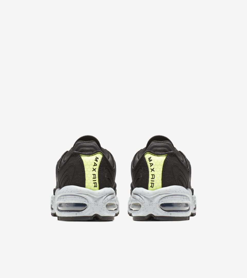 Air Max Tailwind IV 'Black Ripstop' Release Date