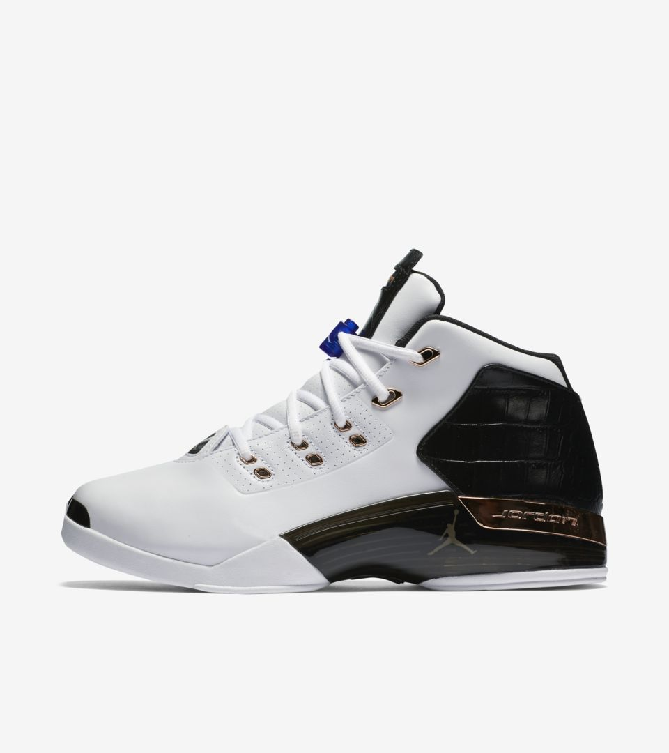 bc4f5321e1a3 Air Jordan 17+ Retro  Copper  Release Date. Nike+ SNKRS