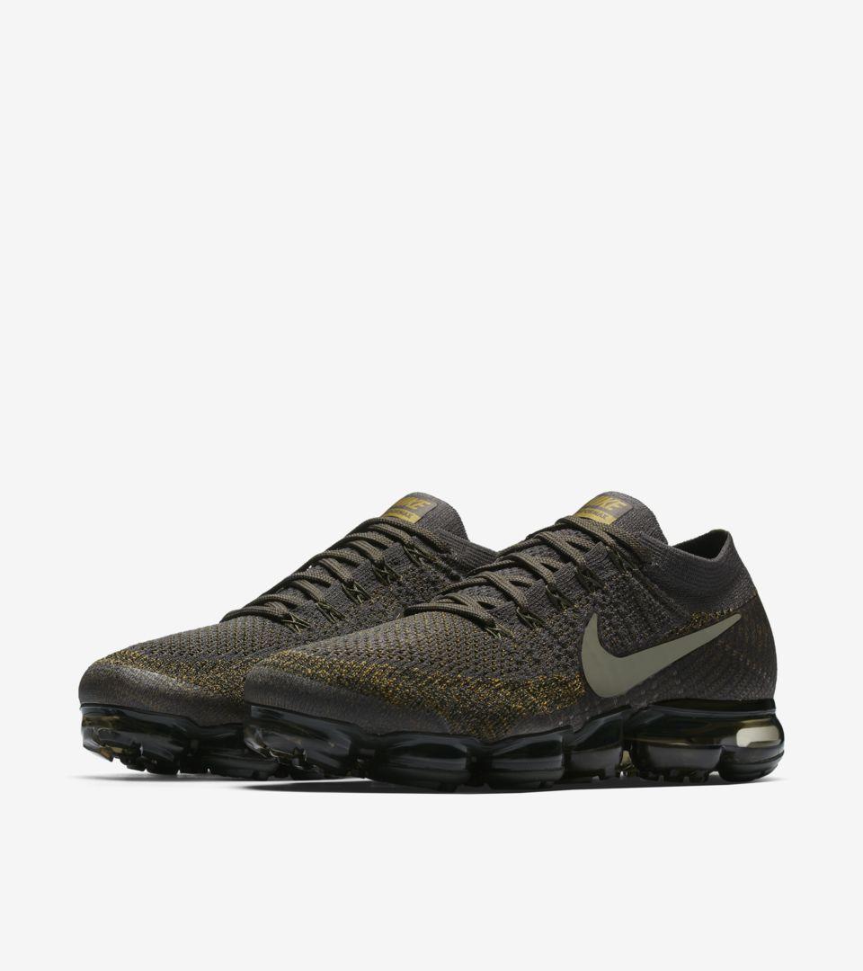 brand new 148a0 c4381 Nike Air Vapormax 'Midnight Fog & Desert Moss'. Nike+ SNKRS