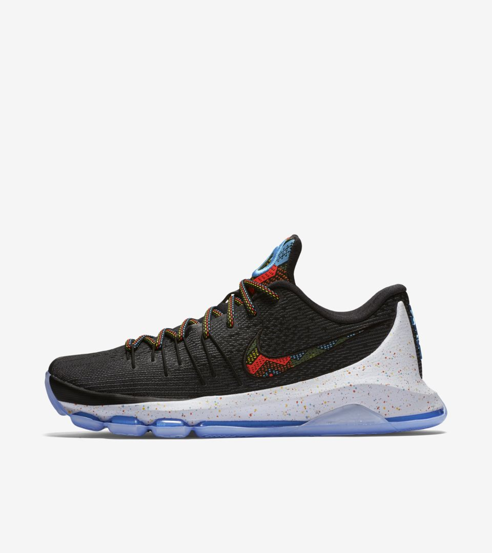 huge selection of f94d7 85254 Nike KD 8  BHM  2016 Release Date. Nike+ SNKRS