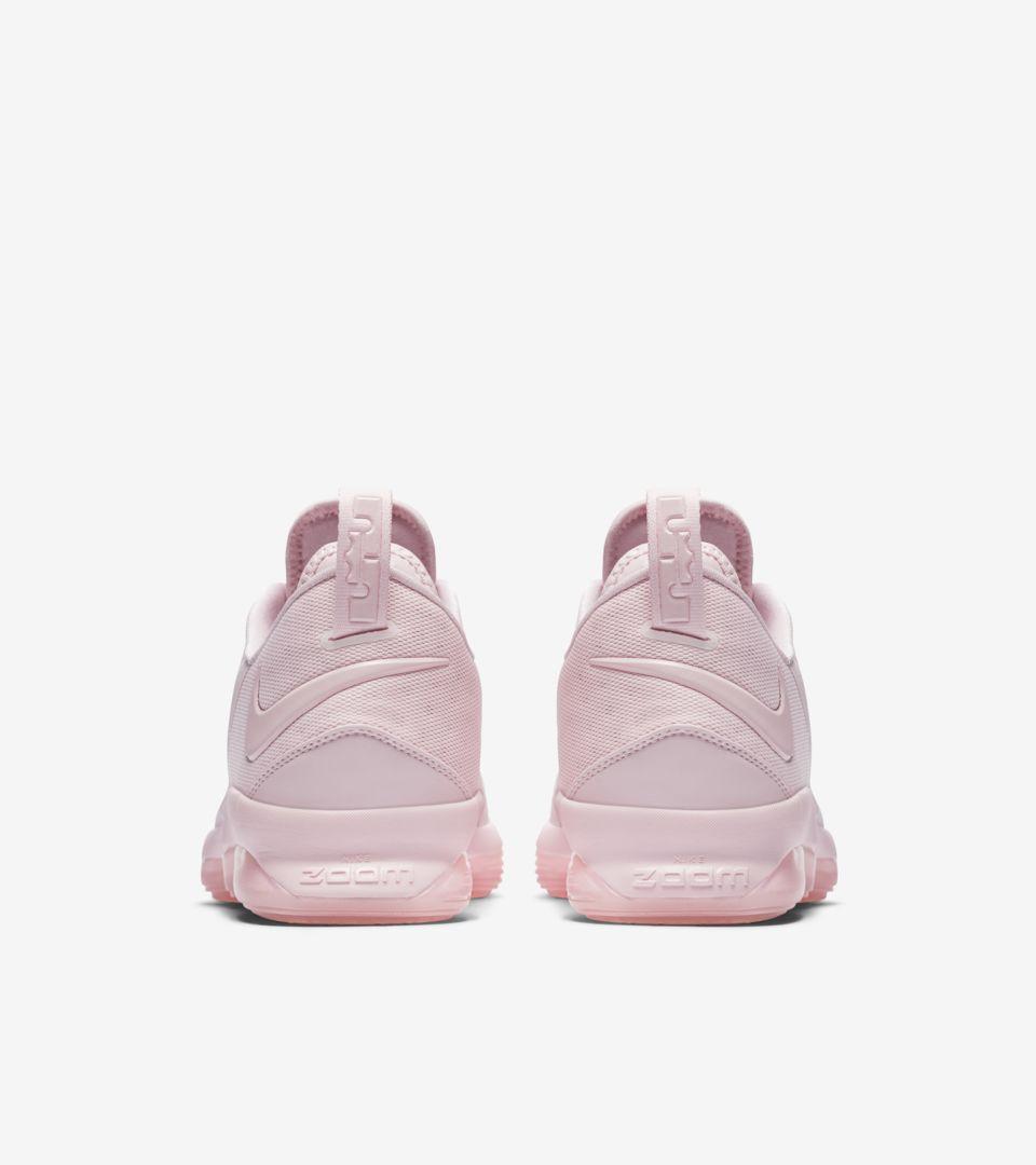 29744b157ee5ed Nike LeBron 14 Low  Prism Pink . Nike+ SNKRS
