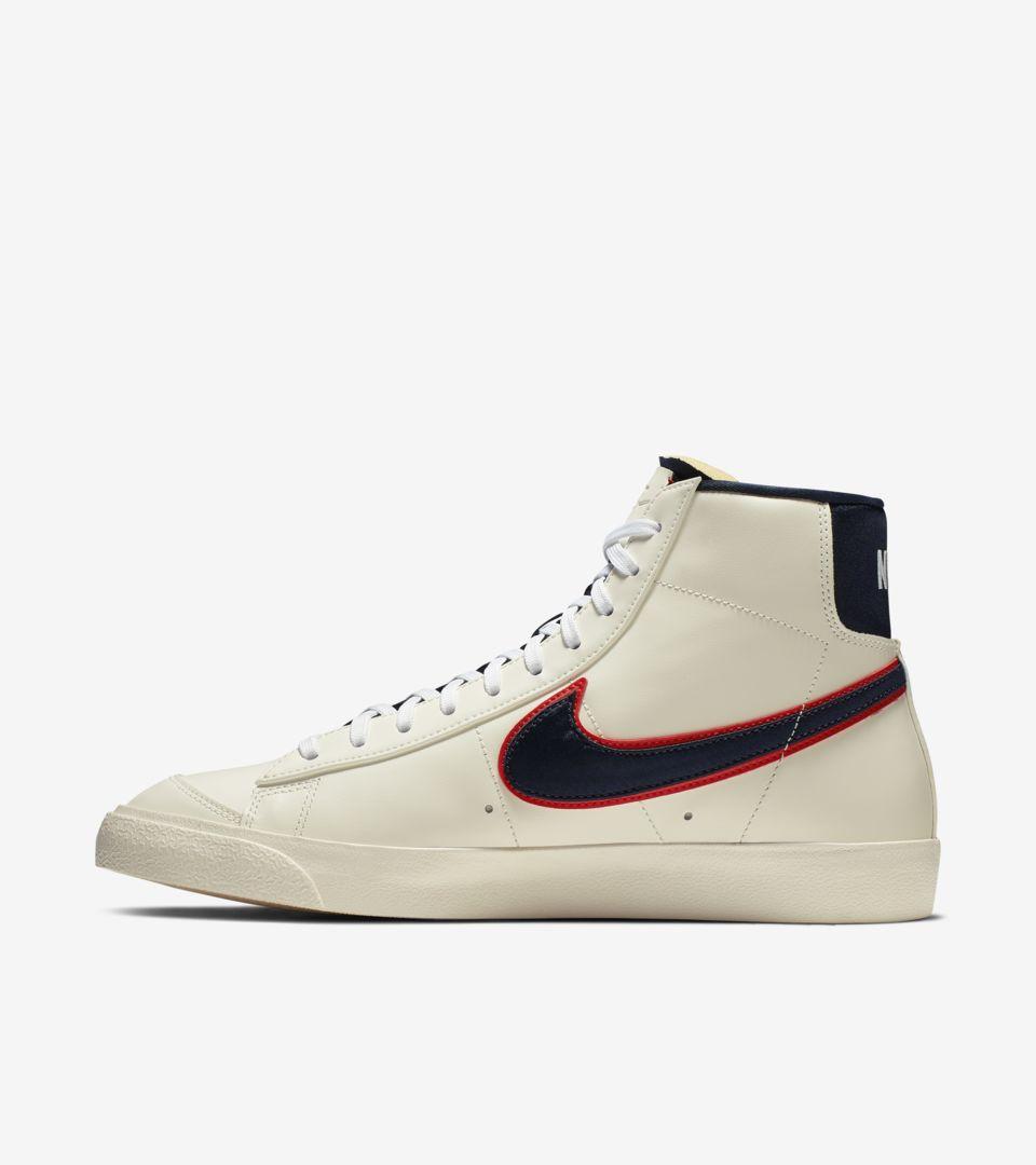 super popular ea8fd 5f5c4 Nike Blazer Mid  77  City Pride  Release Date. Nike+ SNKRS