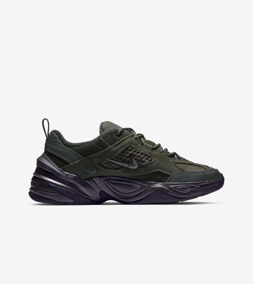 Nike M2K Tekno 'Rich Olive & Sequoia & Black' Release Date