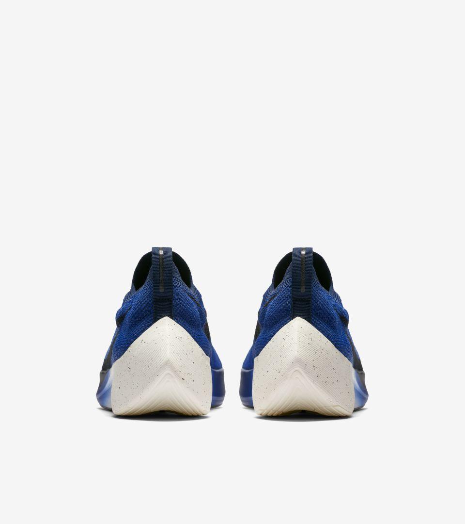 626d007c5a4 Nike React Vapor Street Flyknit  College Navy   Deep Royal  Release ...