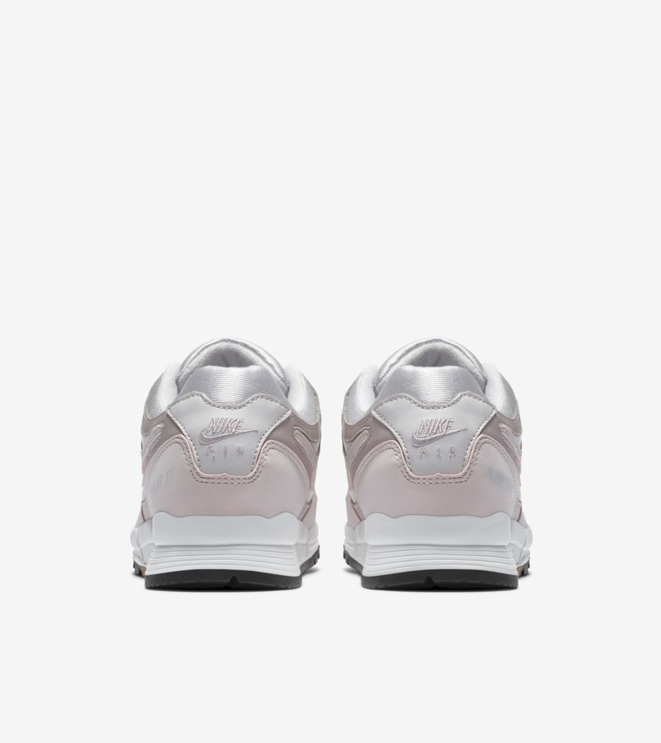 """Nike Womens Air Span 2 """"Vast Grey & Barely Rose</p>                     </div>   <!--bof Product URL --> <!--eof Product URL --> <!--bof Quantity Discounts table --> <!--eof Quantity Discounts table --> </div>                        </dd> <dt class="""