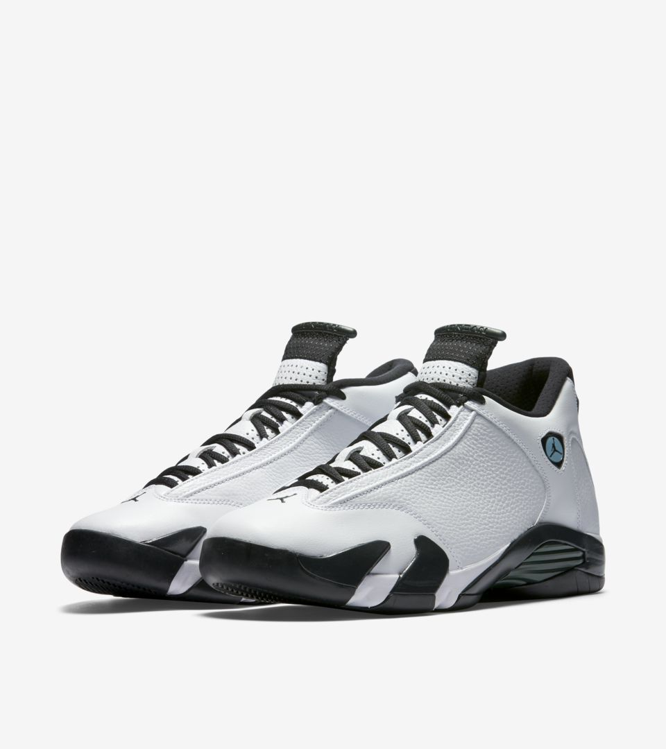 buy online 33d3e 1748d Air Jordan 14 Retro 'Oxidized Green' Release Date. Nike⁠+ SNKRS