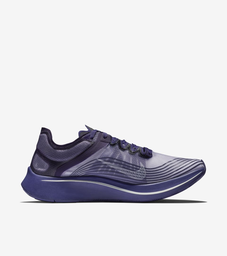 Nike Zoom Fly Gyakusou 'Ink & Dark Grey & Sail' Release Date