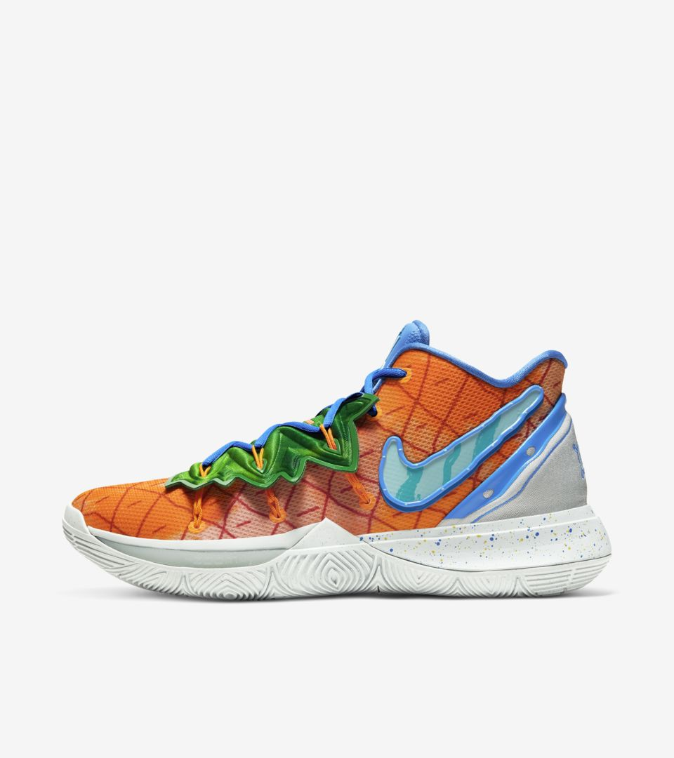 Kyrie 5 'Pineapple House' Release Date. Nike SNKRS