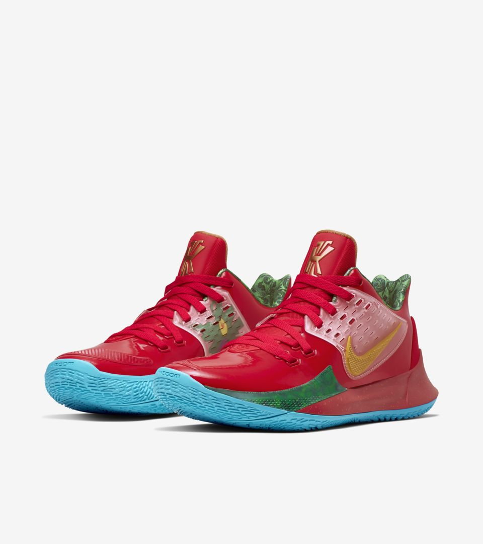 Kyrie Low 2 \u0027Mr. Krabs\u0027 Release Date. Nike SNKRS
