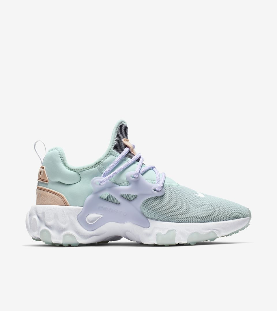 Women's React Presto 'Shaved Ice' Release Date