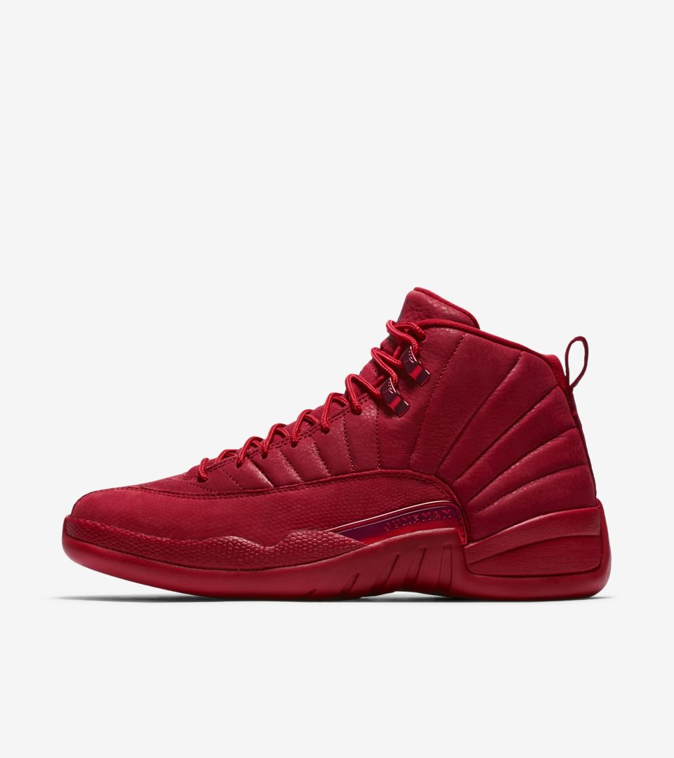 Air Jordan 12 Retro  Gym Red   Black  Release Date. Nike⁠+ SNKRS f9258cfc5