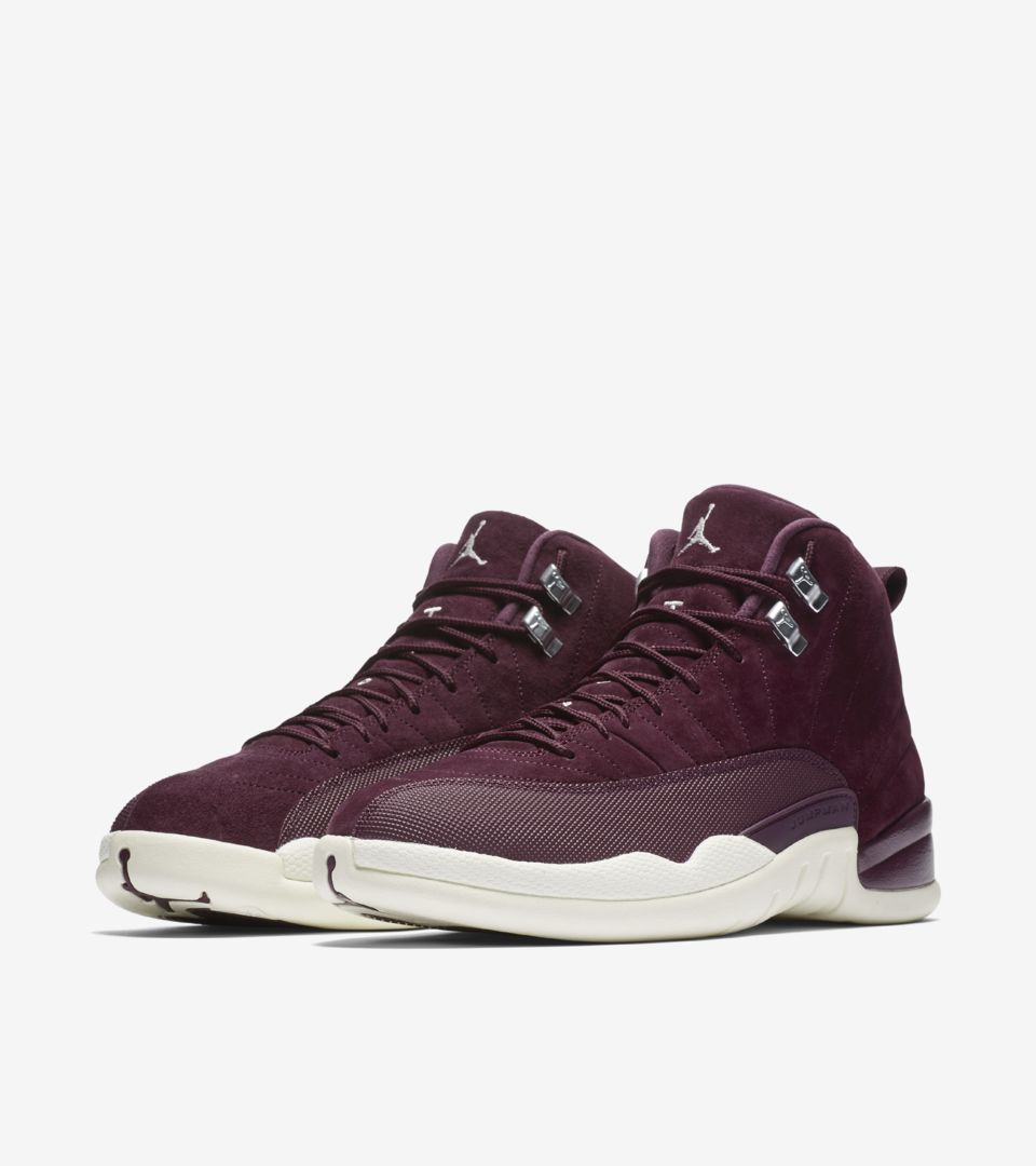 presenting los angeles professional sale Air Jordan 12 Retro 'Bordeaux' Release Date. Nike SNKRS