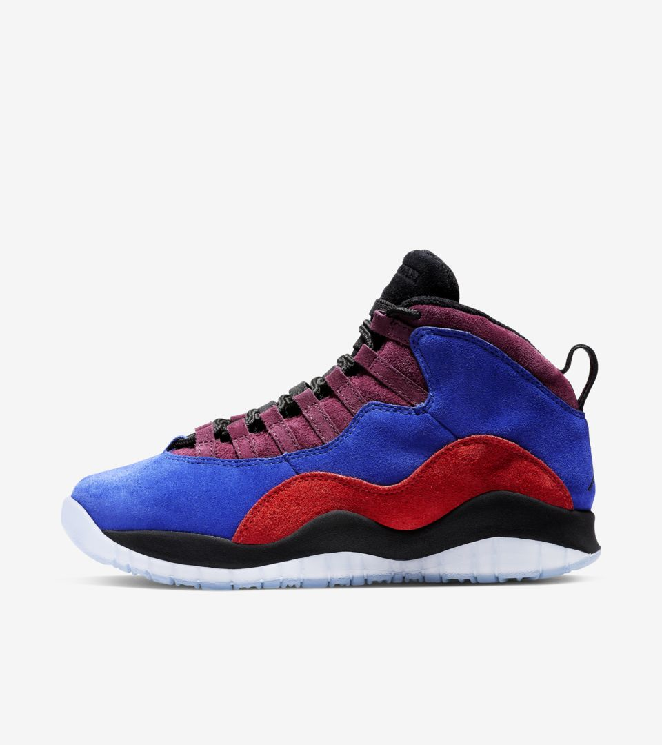 ce1fca0ac17cca Women s Air Jordan X Court Lux  Maya Moore  Release Date. Nike+ SNKRS